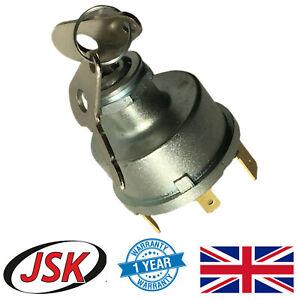 Ignition Starter Switch for Massey Ferguson 6120 6130 6140 6150 6160 6180 6190