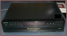 Sony 5 CD Compact Disc Multi Player Carousel Changer CDP-CE275