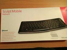Microsfot Sculpt Bluetooth wireless keyboard  Spanish T9T-00011