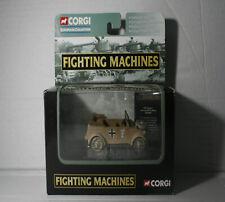 Corgi Fighting Machines Kübelwagen (German Africa Korps)