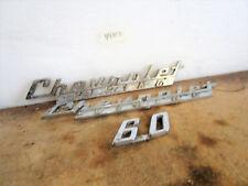 Chevrolet Viking 60 Emblem