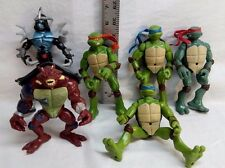 2006 Teenage Mutant Ninja Turtle Lot Fast Forward Dark Raph TMNT Movie Shredder