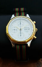 TISSOT PRX AUTOMATIC CHRONOGRAPH 41mm VALJOUX 7750 VINTAGE 70th RARE SWISS WATCH