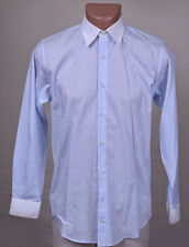 BURBERRY LONDON Nova Check  Long Sleeve Shirt 16 Y-164-176   cm 100% AUTHENTIC