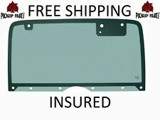 YJ 87-95 Jeep Wrangler Back Glass Liftgate Lift Tail Gate Hard Top Rear Window