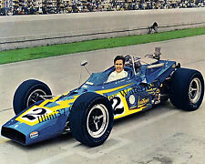 AL UNSER 1970 INDY 500 WINNER COLT FORD AUTO RACING 8X10 PHOTO