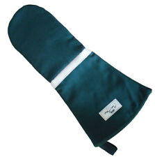 AGA TRADITIONAL GAUNTLET OVEN GLOVE MITT IN GREEN - W1243BRG