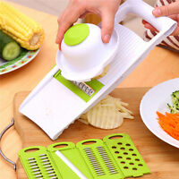 Super Slicer Plus Vegetable Fruit Peeler Dicer Cutter Chopper Nicer Grater FO