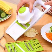 Super Slicer Plus Gemüse Obst Schäler Dicer Cutter Chopper Nicer Reibe!E