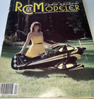 Vintage 1984 RC Modeler Magazine For Radio Controller Enthusiast