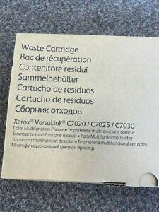 Xerox WokCentre  7120, 7125, 7220, 7220I, 7225I  Toner  Waste Container