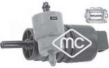 METALCAUCHO Bomba de agua lavado lavado parabrisas para OPEL VW SEAT 02061