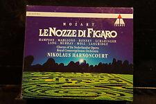 W.A. Mozart - Le Nozze Di Figaro / Harnoncourt   3 CD-Box