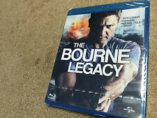 * Blu-Ray Film New Sealed * THE BOURNE LEGACY * Blu Ray Movie *