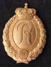 Rare médaille/de Fidélité Services dans Schiesswesen/Bayern Prince héritier Rupprecht