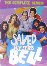 Saved by The Bell Complete Original Series DVD Set - Seasons 1-4 86 Episodes