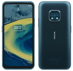 Nokia XR20 5G, Dual Sim, Blu, 64GB 4GB, Garanzia Ufficiale
