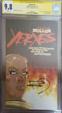 Xerxes #1 CGC SS 9.8 signed By Frank Miller (BxF)