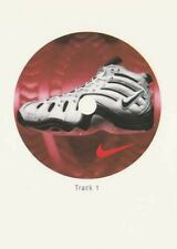 Voetbal ansichtkaart Nike Shoes : Track 1 (bb246)