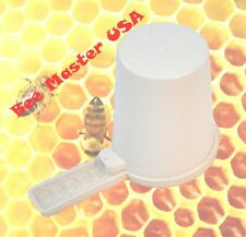 Pro's Choice Best Bee Hive Portable Entrance Feeder Plastic.