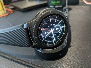 Samsung Gear S3 Frontier Bluetooth Smart Watch Black
