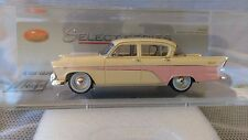 "TRAX SELECT SERIES TSS06 1957 CHRYSLER ROYAL API SEDAN 1/43 ""LIMITED EDITION"""