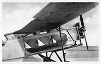CPA ISTRES AVIATION AVION SANITAIRE BLERIOT GUILLEMIN