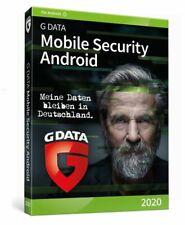 G Data Mobile Internet Security 2020 für 1 ANDROID 1 Jahr Gdata