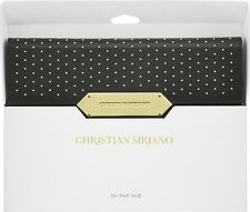 Authentic Christian Siriano - Folio Case for Apple® iPad® Air 2 Black/Gold READ