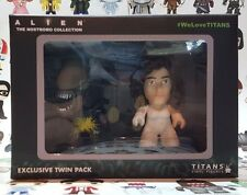 Big Chap & Ripley Twin Pack Alien The Nostromo Collection Titans Vinyl Figure
