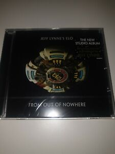 Jeff Lynne's ELO - From out of Nowhere - CD Album -  [New & Sealed]