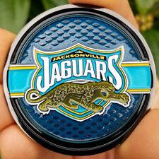PREMIUM NFL Jacksonville Jaguars Poker Card Guard Chip Golf Marker Coin