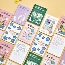 2022 Ardium Monthly Planner Korean Diary Scheduler Organizer Notebook