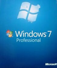 Windows 7 Professional 32 bit Edition Full Install Version with Product Key