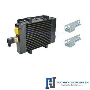 Hydraulikölkühler Öl-Luftkühler ST50 12V mit lüfter und Thermostat 100L/min Neu