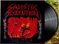 SADISTIK EXEKUTION - The Magus LP (BLACK Vinyl), Lim. 300 Copies NEW,Black/Death