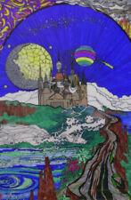Stampa incorniciata – Fantasy Castello da Arthur Shawcross (gacy Bundy RIDGWAY foto)