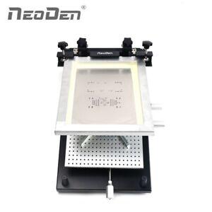 Frame Type SMT Screen Printer for 260*360mm PCB Assembly Line