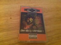 A.G. The Dirty Version, Cassette Tape, Oop, Rare