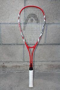 HEAD Nano Ti. Speed Titanium Racquet Squash Racket