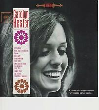 Carolyn Hester [1962] by Carolyn Hester (CD, Jan-1994, Columbia/Legacy) VGC