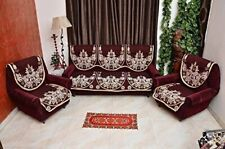 Indian Handmade 5 Seater Sofa Slipcover /Sofa Cover 27X23 Inches