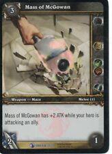 World of Warcraft TCG - Mass of McGowan - Onyxia Foil