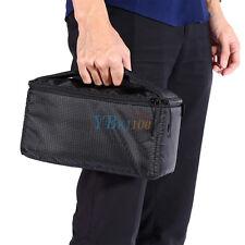 Partition Padded Camera Bag DSLR Inner Insert Folding Waterproof Protect Case