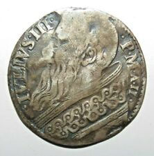 Old silver Papal Italy coin to identify - 2.76g