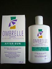 Loreal Ombrelle After Sun Lotion 8 oz Bottle with Aloe Vera