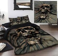SKULL RIP-THRU  Duvet Covers Set for Super Kingsize Bed Artwork  David Penfound