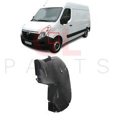 4x Large Caoutchouc Bavettes Avant /& Arriere Bavettes universel adapte Vauxhall Movano