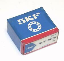 BRAND NEW IN BOX SKF BEARING 12MM X 32MM X 14MM 2201 E-2RS1TN9 (3 AVAILABLE)
