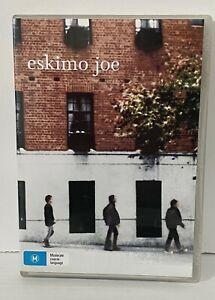 Eskimo Joe RARE 2005 DVD Music Videos Super Gig TV Doco Band ESKIMO JOE